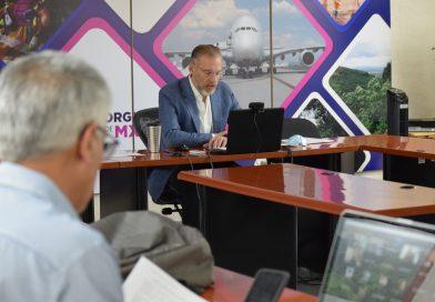 Presentan resultados del proyecto de trayectorias de descarbonización