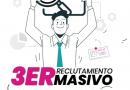 Invita SEJUVE a participar en el tercer reclutamiento de empleo