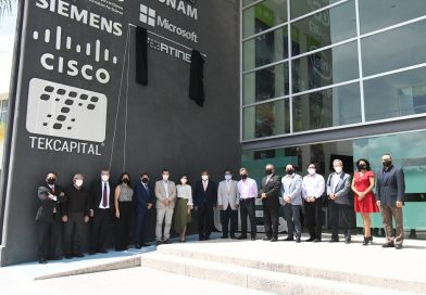 UTEQ y  FORTINET crean centro especializado en ciberseguridad