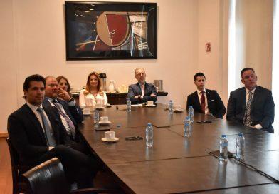 Busca SEDESU oportunidades de colaboración con EUA