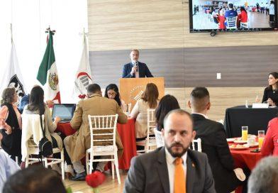 Asiste titular de SEDESU a la presentación del indicador de IMEF en Querétaro