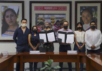 UAQ firma convenio de colaboración para proyecto de sustentabilidad en Bernal